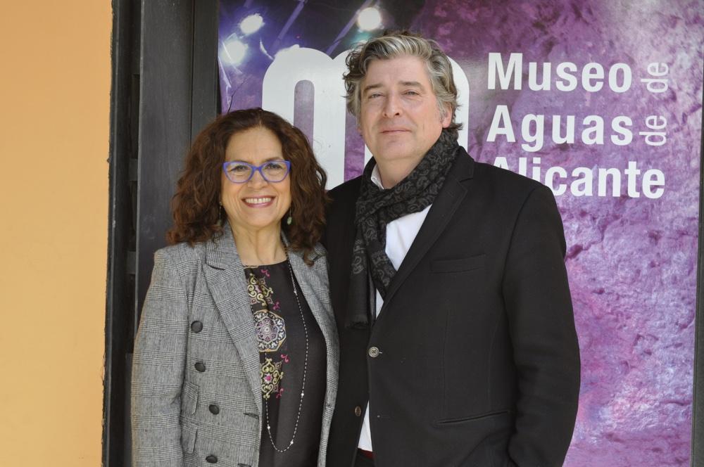 El Festival de Teatro Clásico muestra 'Palabras y Cuentos' del Siglo de Oro en el Museo de Aguas de Alicante en DESTACADOS ESCENA