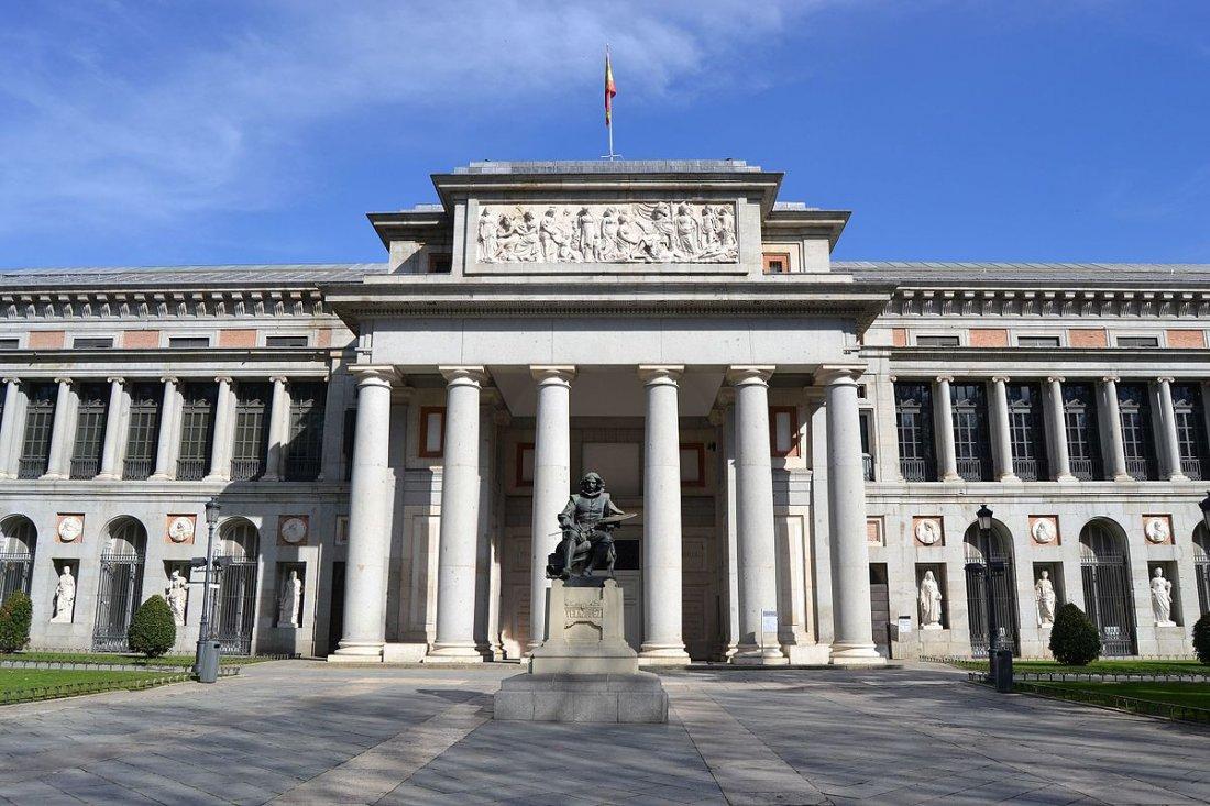 Vinos de Alicante concede su primer Premio Fondillón al Museo del Prado en DESTACADOS GASTRONOMÍA