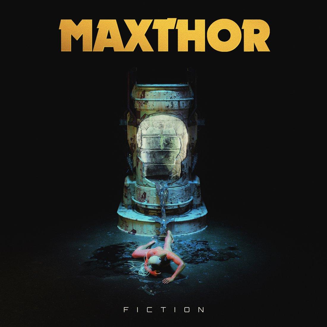 Maxthor, liderado por el alicantino Luis Deltell, que triunfa en países como Rusia publica su nuevo disco 'Fiction' en MÚSICA