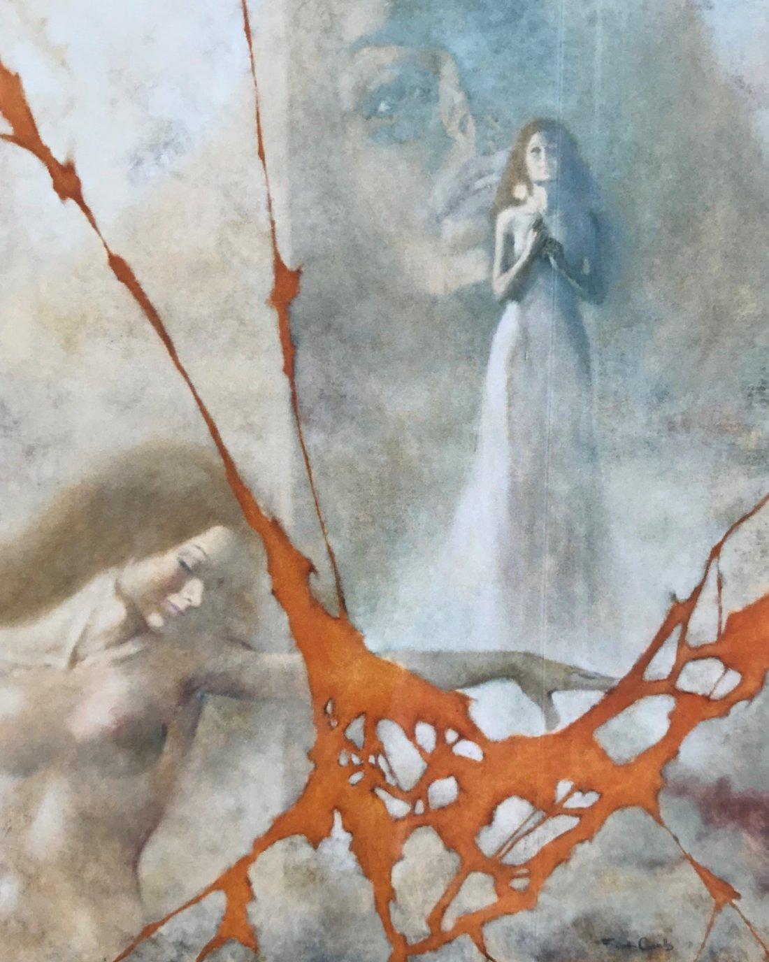 Sant Vicent del Raspeig recuerda al extraordinario dibujante de cómics Jordi Franch en CÓMIC