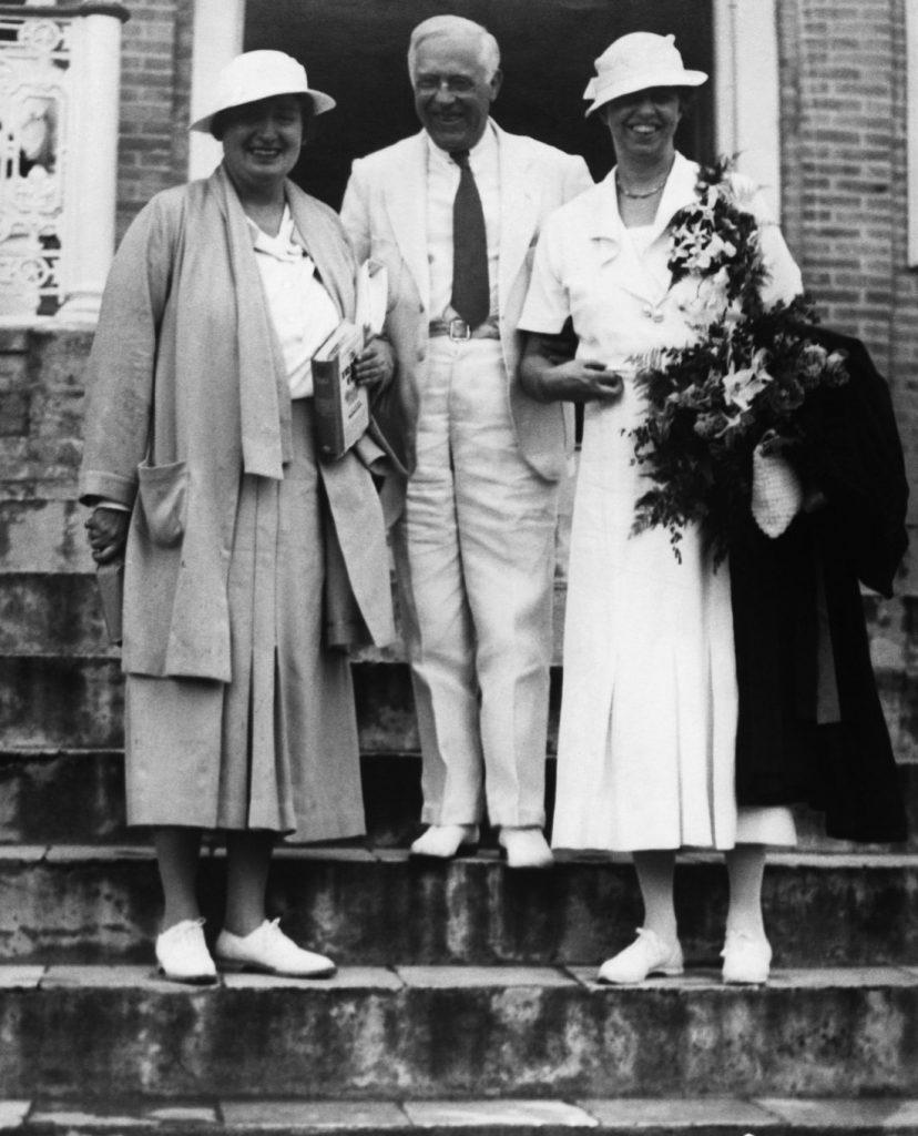 Se publica en español 'Eleanor y Hick', la historia de la relación entre Eleanor Roosevelt y una periodista en LETRAS