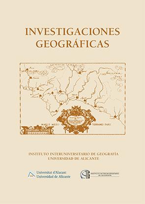 La revista 'Investigaciones Geográficas' de la UA analiza la incidencia del calor en la propagación del Covid-19 en MEDIO AMBIENTE