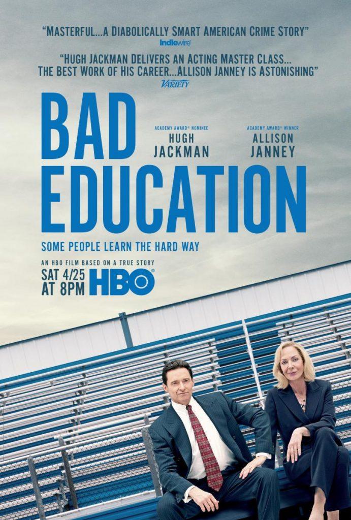 'Bad education' ('La estafa'),las caretas que nos rodean en CINE