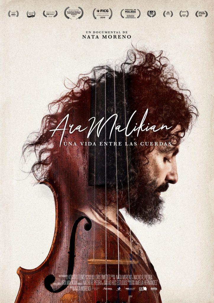 Un documental sobre Ara Malikian inaugura la sección 'Música para la imagen' del Festival de Cine de Alicante en CINE MÚSICA