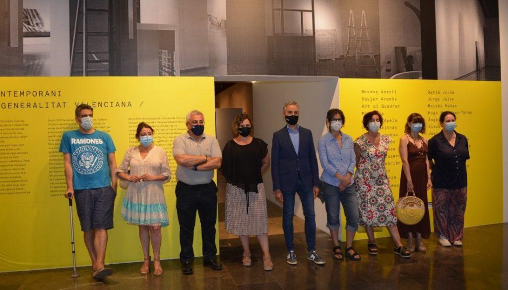 La Lonja reanuda sus grandes exposiciones con una muestra de arte contemporáneo en ARTE