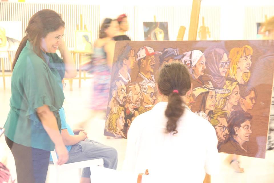 Alicante acoge el VI Encuentro Internacional de Artistas de la Kasbah, este año en formato virtual en PINTURA