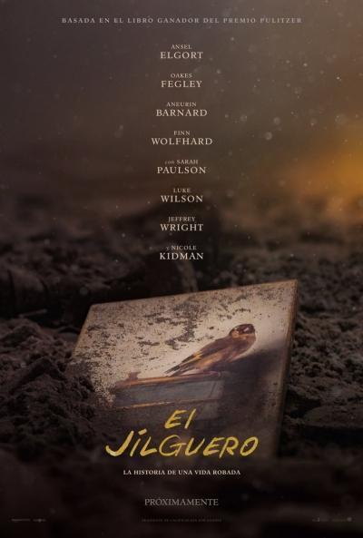 'El jilguero' ha sido injustamente vilipendiado en CINE