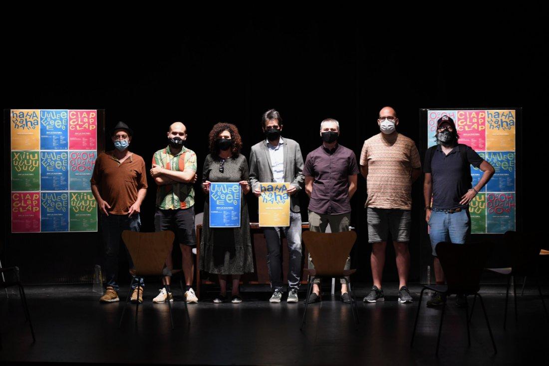 'Oh! La cultura' propone variadas actividades en vivo del 22 al 26 de julio en Alicante en ESCENA