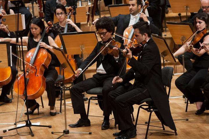 El cuarteto de cuerda de la OFUA vuelve a los escenarios con un concierto en Cocentaina en MÚSICA