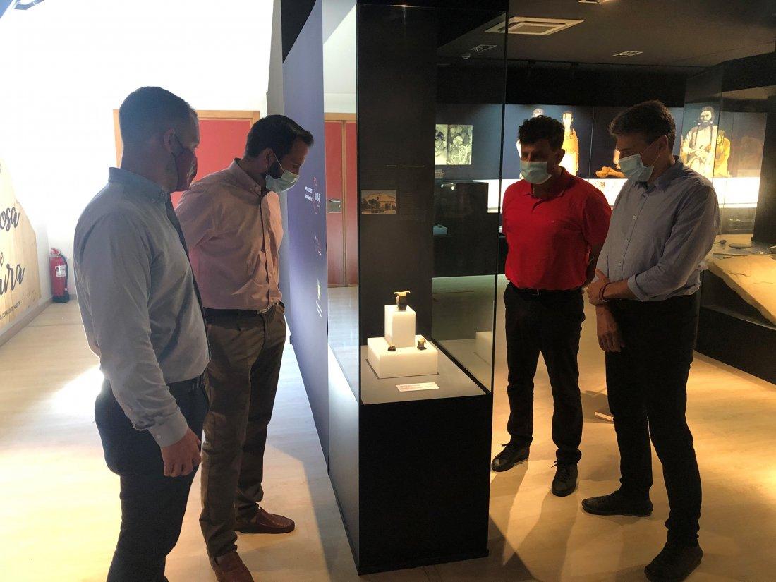 El MARQ reúne en Callosa de Segura la colección de 'Toros de El Argar' de 4.000 años de antigüedad en ARQUEOLOGÍA