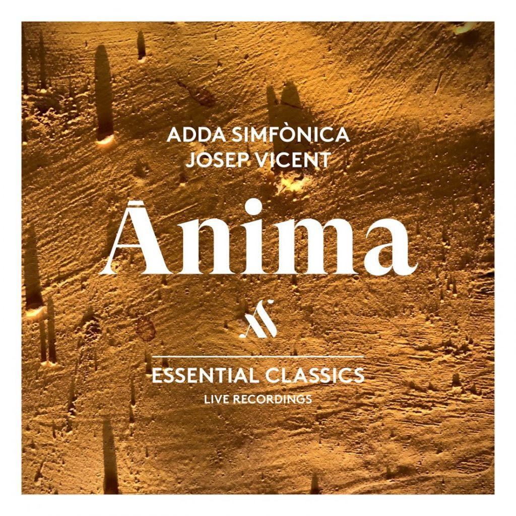 'La música curativa', concierto benéfico de Adda·Simfònica contra el Covid-19 en el Auditorio de la Diputación en DESTACADOS MÚSICA