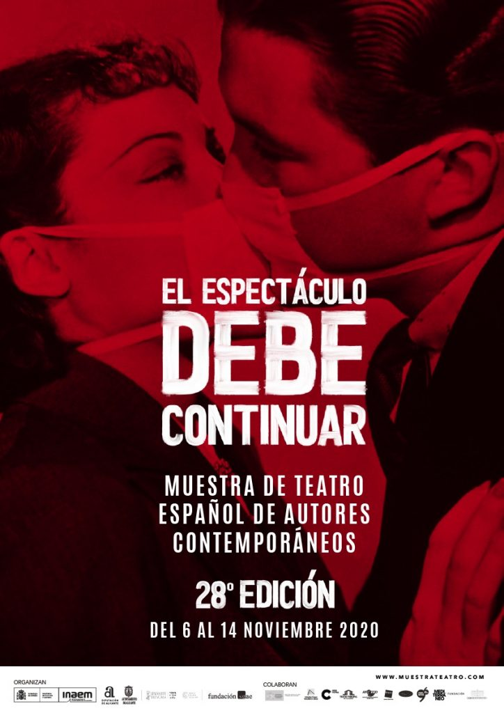'Barahúnda', producida por el IVC, abre la Muestra de Teatro Español de Autores Contemporáneos en ESCENA