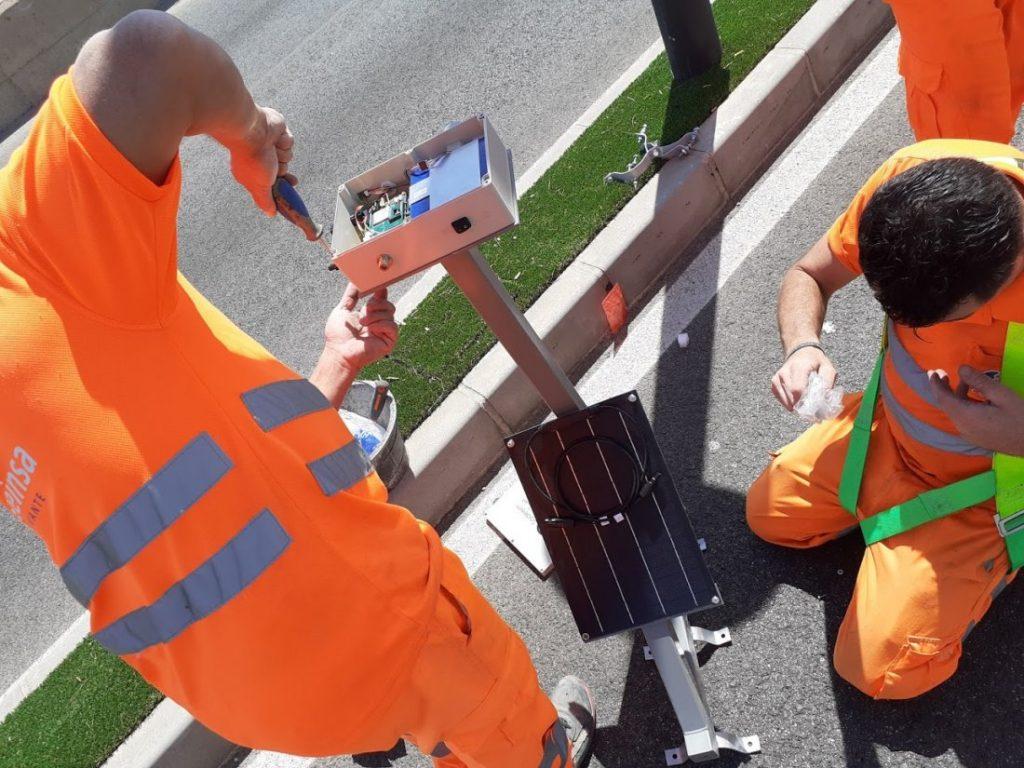 Aguas de Alicante y el Ayuntamiento firman un convenio para la sensorización de puntos susceptibles de inundaciones en DESTACADOS MEDIO AMBIENTE