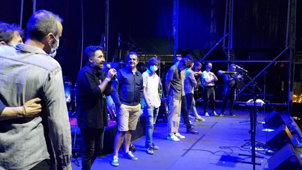 La banda alicantina Gran Angular se alza con el primer premio del certamen 'EmergeAlicante' en MÚSICA