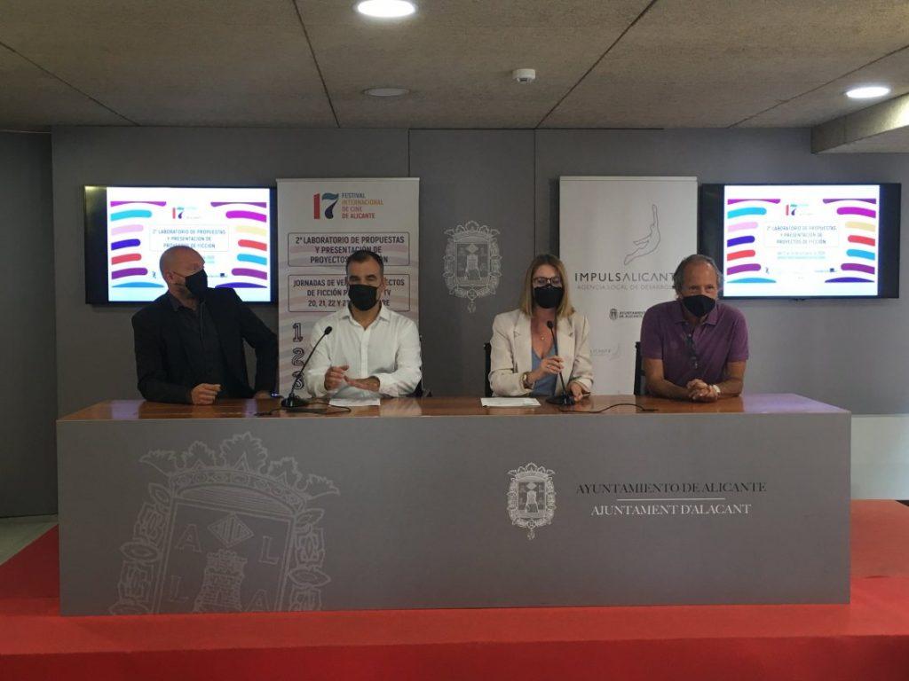 Alicante aspira a convertirse en un referente de la ficción en el Mediterráneo en CINE