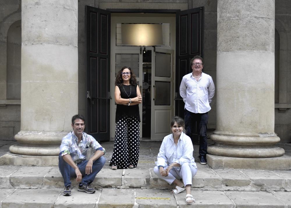 El Teatro Principal acoge el estreno nacional de 'Como gustéis', de Shakespeare, a cargo del Máster de Arte Dramático de la UA en ESCENA
