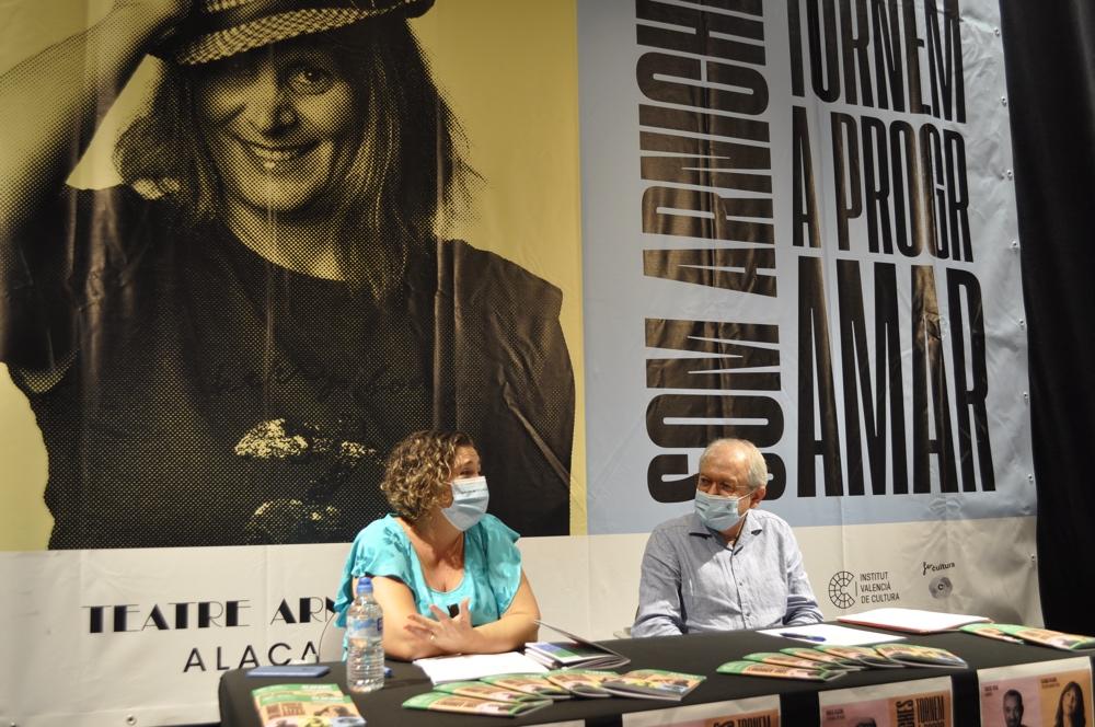 La cultura retorna con fuerza al Arniches con más de cien espectáculos en su nueva temporada en ARTE