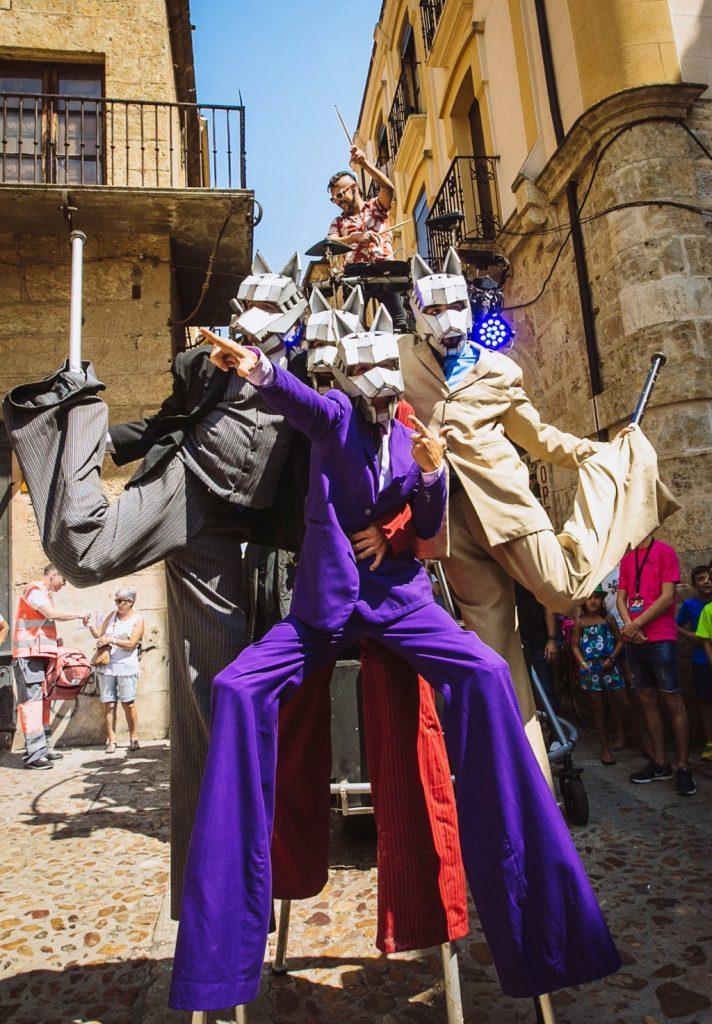 'Oh! La cultura' prosigue en otoño con 95 propuestas en salas privadas y espectáculos de calle en ESCENA
