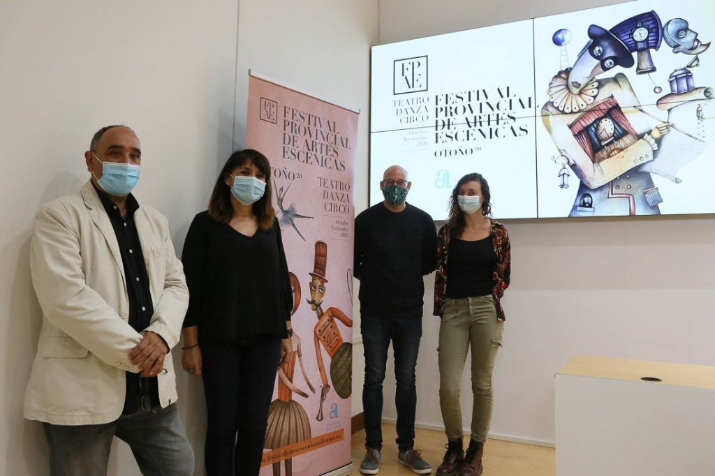 La Diputación de Alicante lleva las artes escénicas a 40 localidades de la provincia en ESCENA