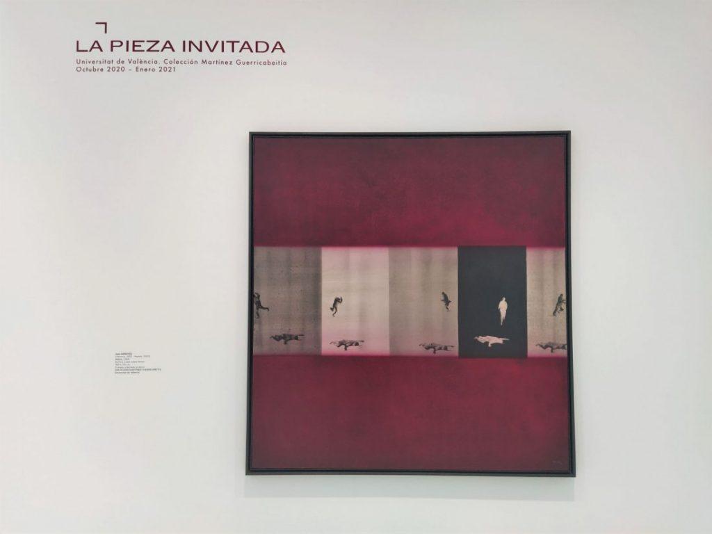 El MACAexpone una obra de Genovés como 'Pieza Invitada' en PINTURA
