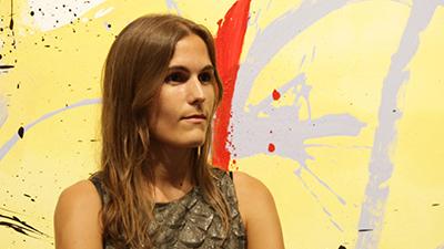María Mira-Perceval presenta 'Timing' en la Casa Bardín, un proyecto íntimo sobre la identidad en PINTURA