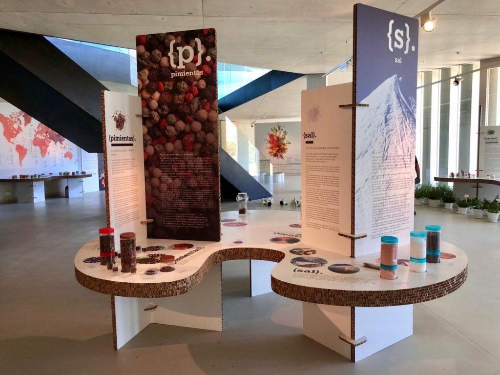La Sede de la Universidad de Alicante hace un recorrido por el mundo de las especias en ARTE DESTACADOS
