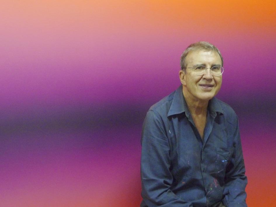 Paulo Aillapán se alza con el primer premio del certamen nacional de pintura 'Miradas 2020' en PINTURA