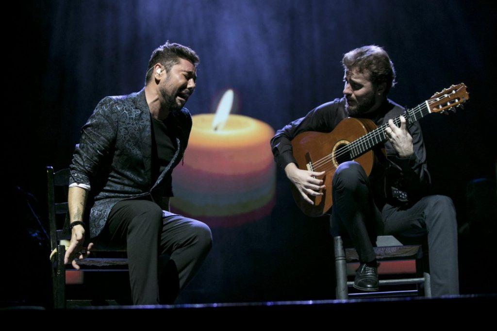El cantaor Miguel Poveda acerca su arte flamenco al Auditorio de Torrevieja en MÚSICA