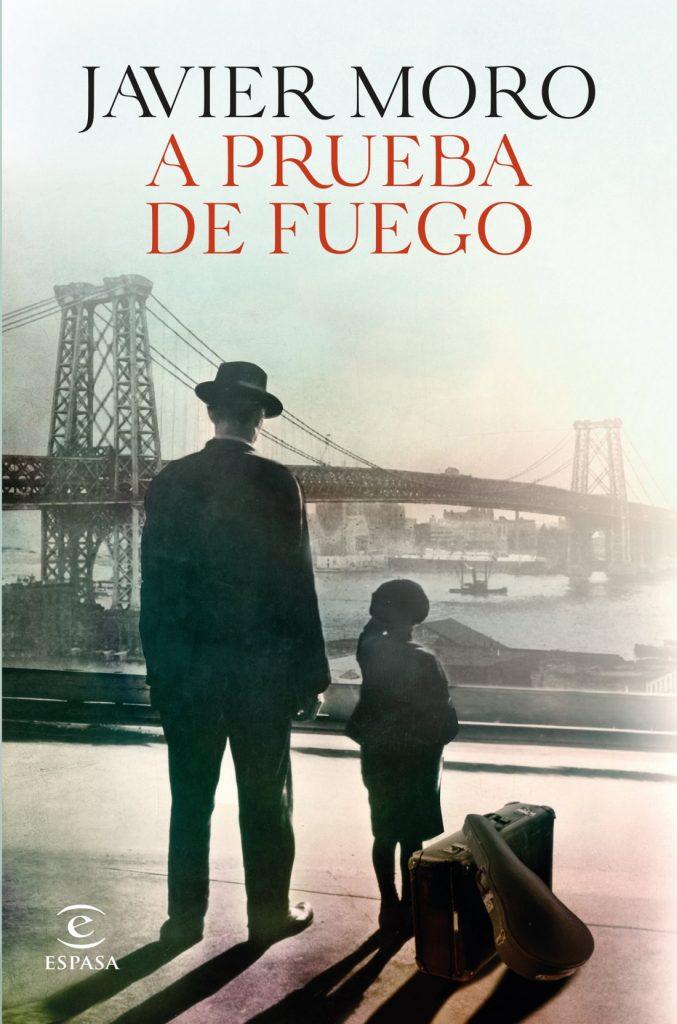 Javier Moro presenta su última novela 'A prueba de fuego' en Espacio 17 Musas en LETRAS