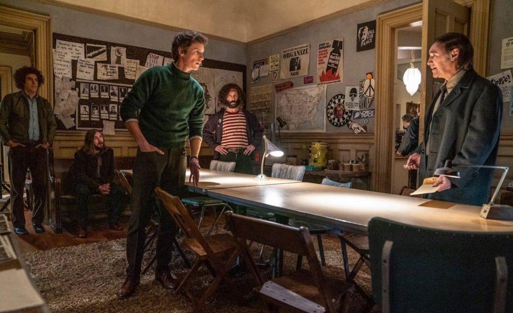 'El juicio de los 7 de Chicago' (2020), nueva muestra del talento de Aaron Sorkin en CINE