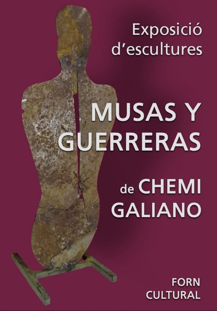 Petrer acoge la exposición 'Musas y Guerreras' del escultor Chemi Galiano en ESCULTURA