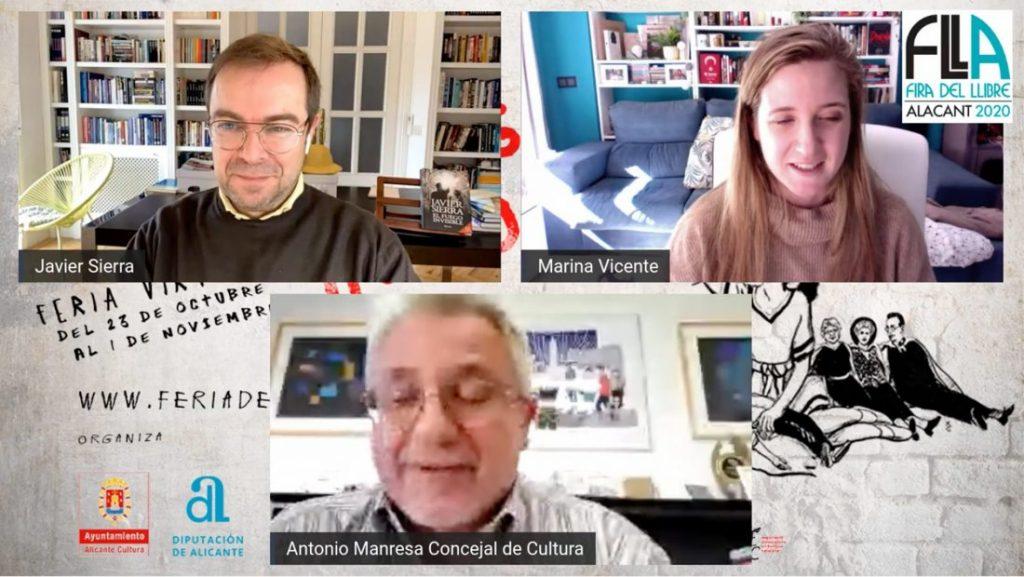 La Feria virtual del Libro de Alicante 2020 alcanza más de medio millón de impactos en redes sociales en LETRAS