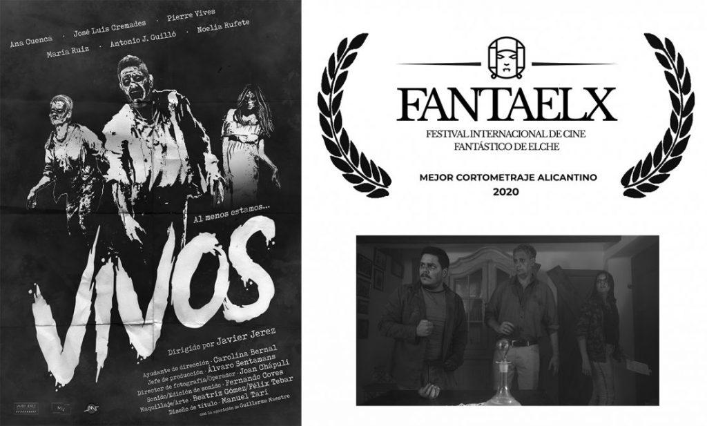 FANTAELX 2020 presenta los cortometrajes ganadores de su octava edición en CINE