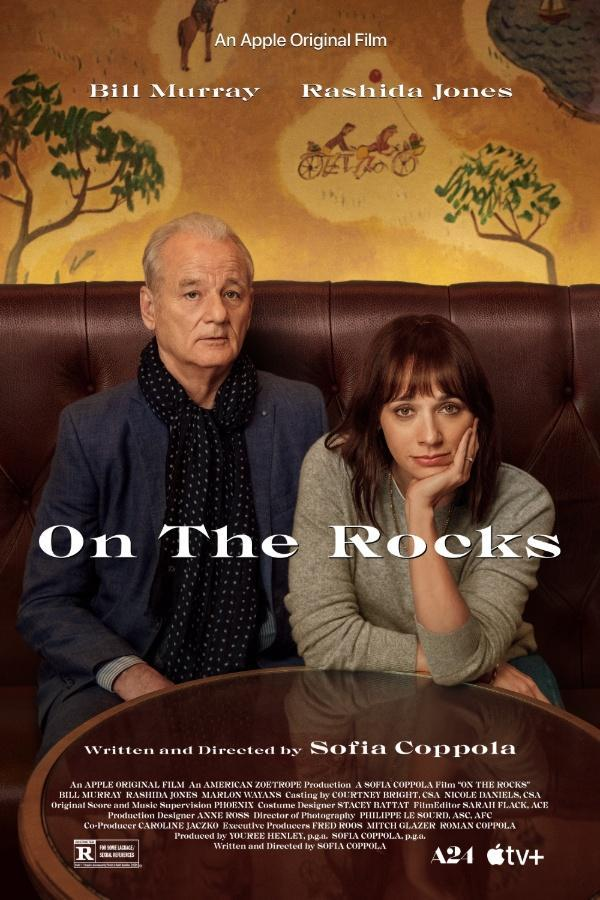 'On the rocks' (2020), agradable miniatura con un gran Bill Murray  en CINE