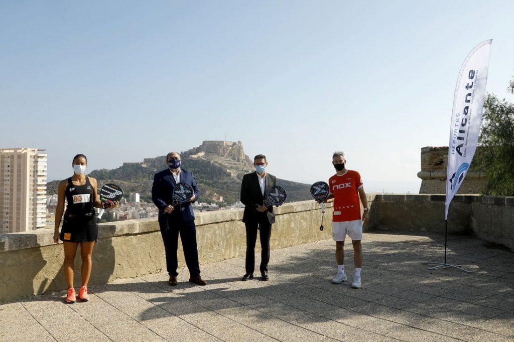 El World Padel Tour consolida a Alicante como destino de deportes de elite en DEPORTE