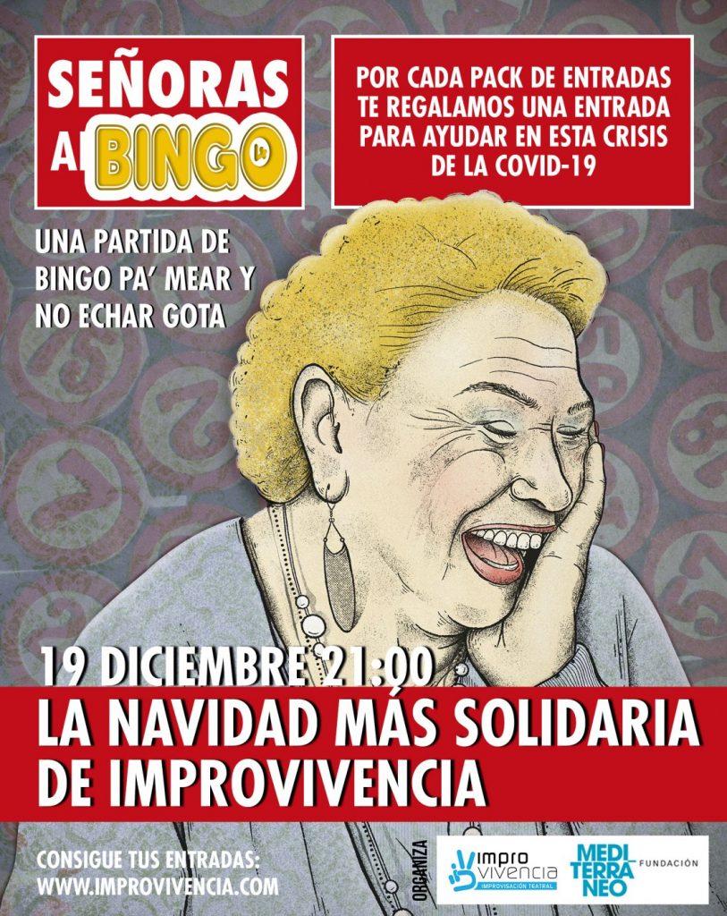 ImproVivencia lanza la campaña 'Un momento sin virus' para regalar diversión en el teatro en ESCENA