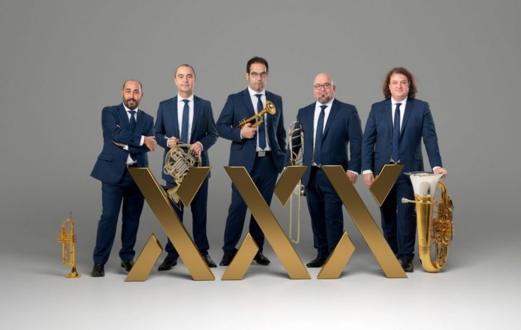 'Un po' di Fellini'del quinteto Spanish Brass acerca a Alicante el universo musical del cine de Federico Fellini en MÚSICA