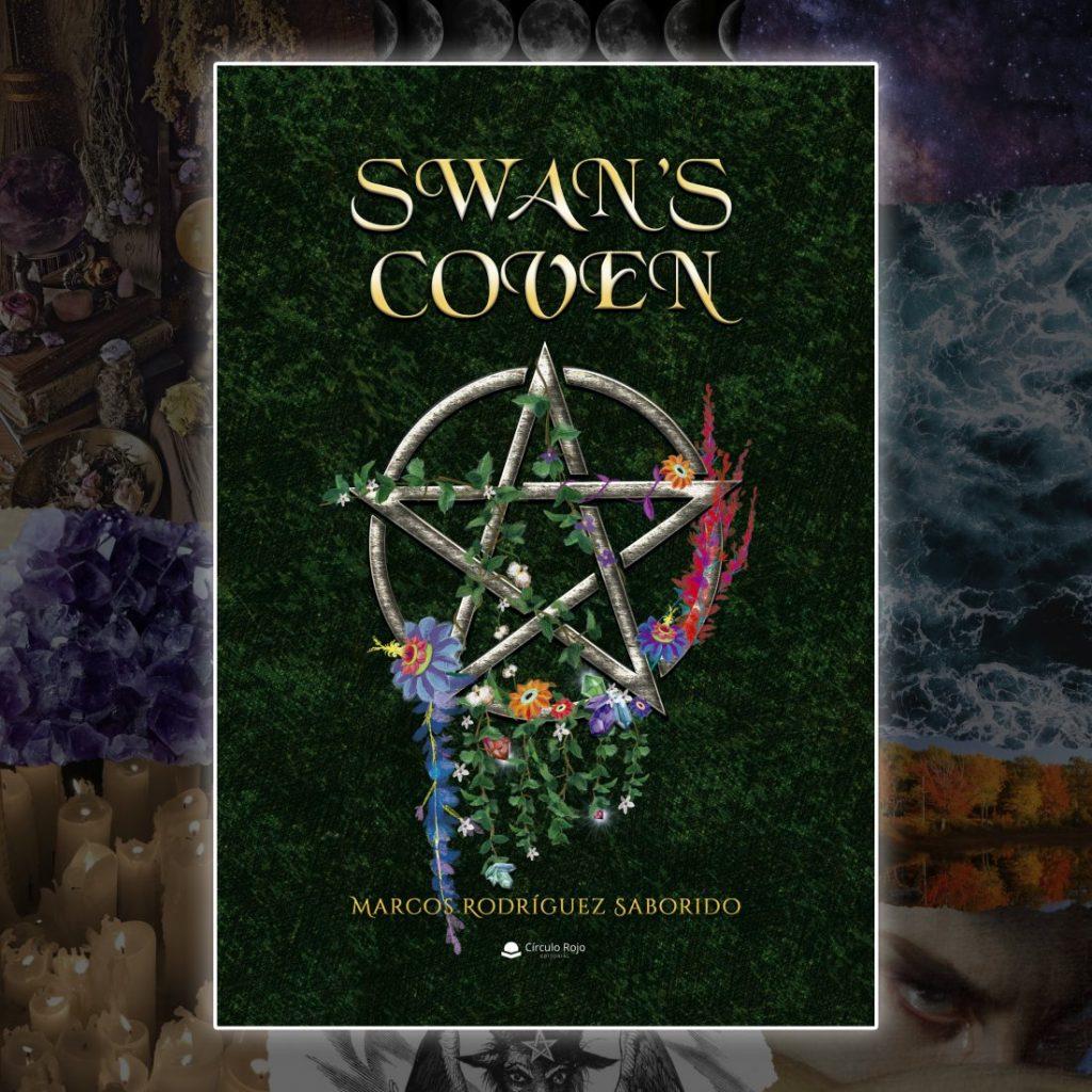 """Marcos Rodríguez, autor de 'Swan's Coven': """"Los lectores van a encontrar misterio, fraternidad, música y esoterismo"""" en LETRAS"""