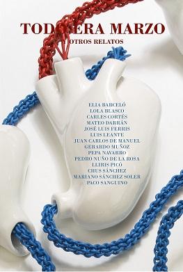 80 Mundos acoge la presentación de 'Todo era Marzo y otros relatos', un libro de relatos con fines benéficos en LETRAS