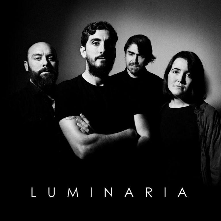 Luminaria estrena videoclip, 'Banderas negras' en MÚSICA