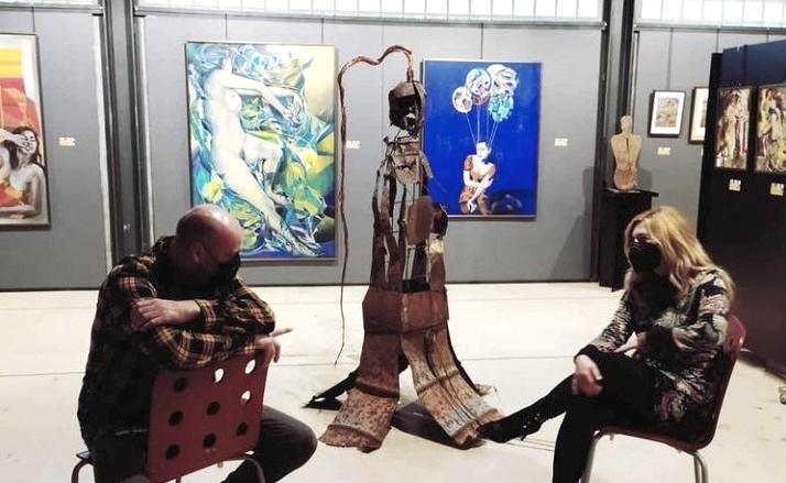 El Museo del Calzado de Elda acoge la exposición 'Biografías en óxido y pintura' en ARTE DESTACADOS