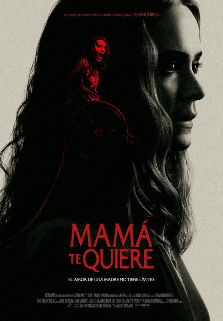 'Mamá te quiere', thriller efectivo y convincente en CINE