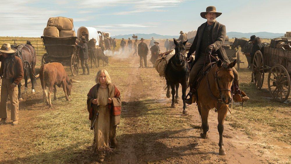 'Noticias del gran mundo': Sólido pero convencional western en CINE