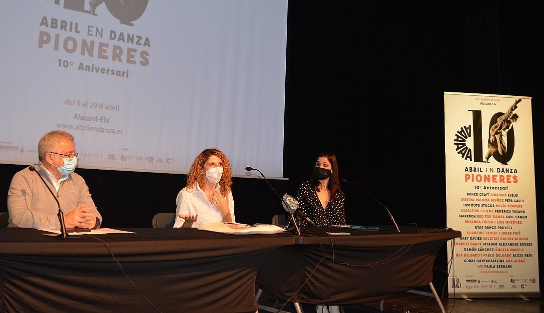 'Abril en Danza' propone 16 espectáculos en Alicante y Elche del 9 al 29 de abril en ESCENA