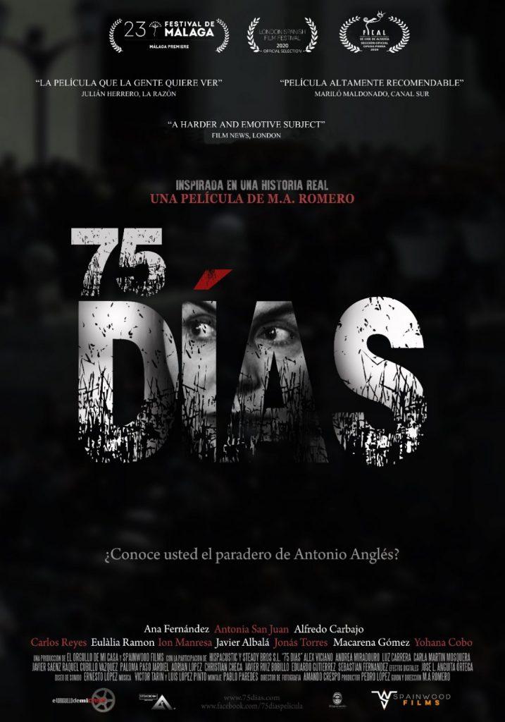 '75 días', basada en los crímenes de Alcàsser, inaugurará la Sección Oficial del Festival de Cine Alicante en CINE