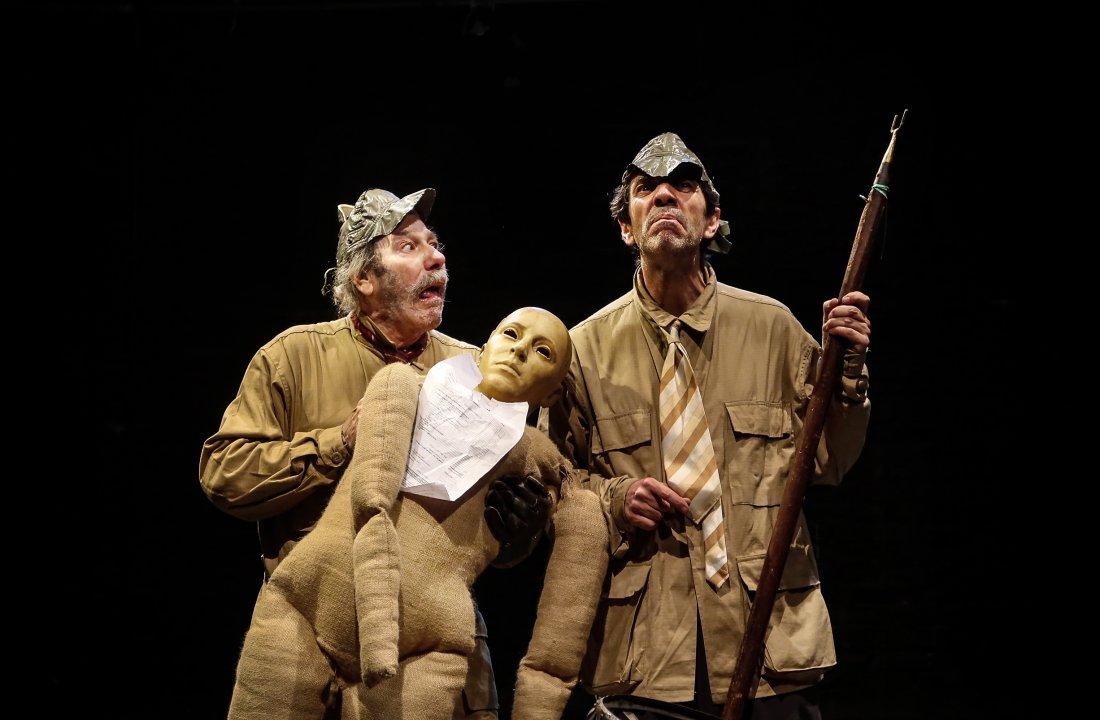 El teatro de La Zaranda y el circo de Maintomano, este fin de semana en el Teatre Arniches en ESCENA