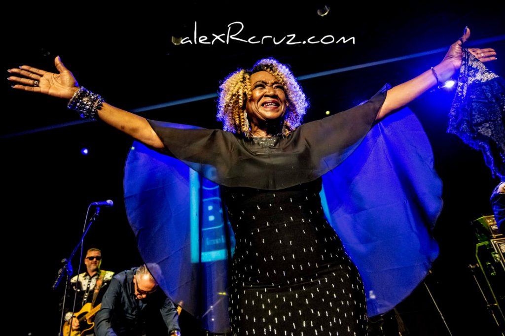 El Principal acoge la actuación de la gran dama del blues, Trudy Lynn y su banda en MÚSICA