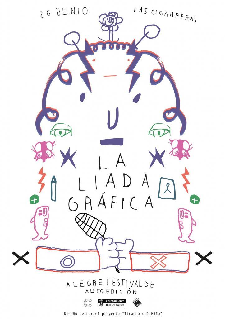 Las Cigarreras acoge 'La liada', primer Festival de Autoedición Gráfica en ILUSTRACIÓN