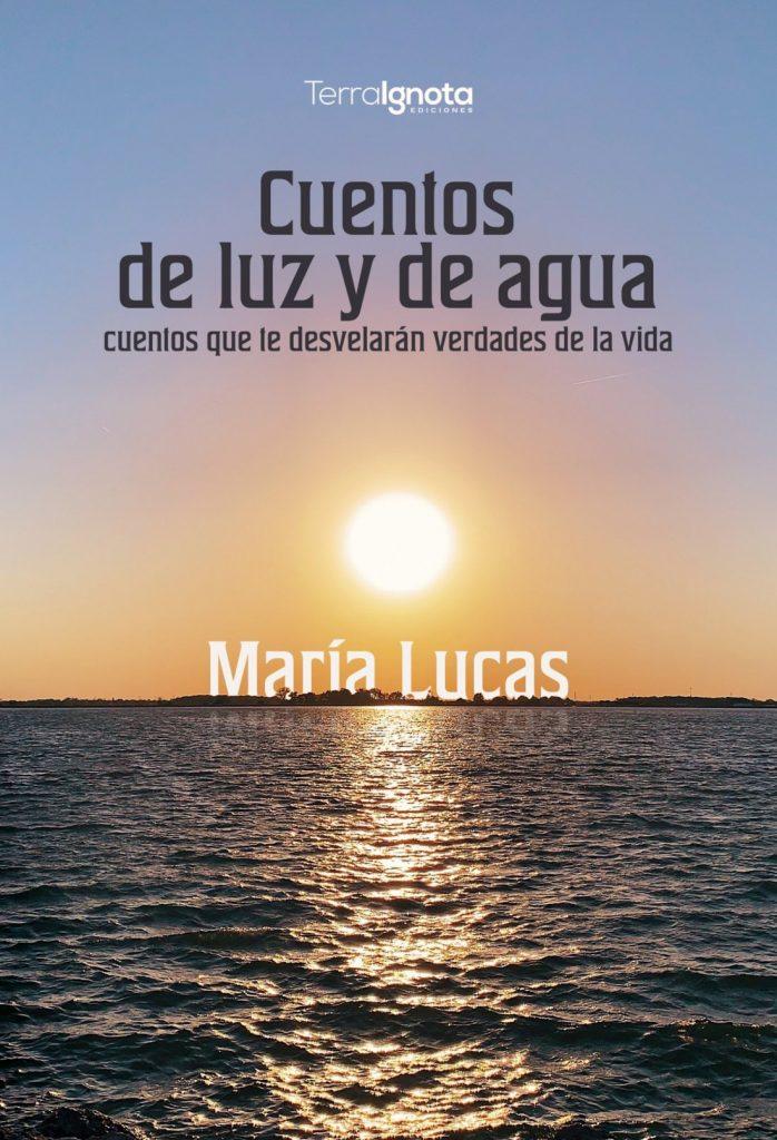MaríaLucas rinde homenaje a las mujeres que sufren cáncer de mama en su nuevo libro,'Cuentos de luz y agua' en LETRAS