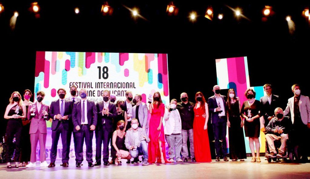 'Coses a fer abans de morir', Tesela de Oro del 18º Festival de Cine de Alicante en CINE DESTACADOS